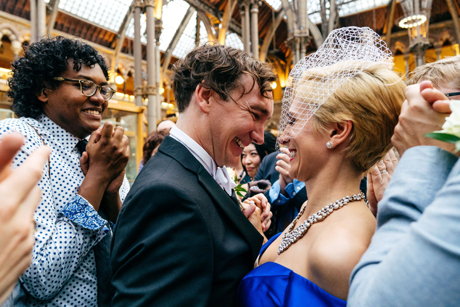 Equal, cool, awesome weddings captured by London wedding photographer Jordanna Marston (16)