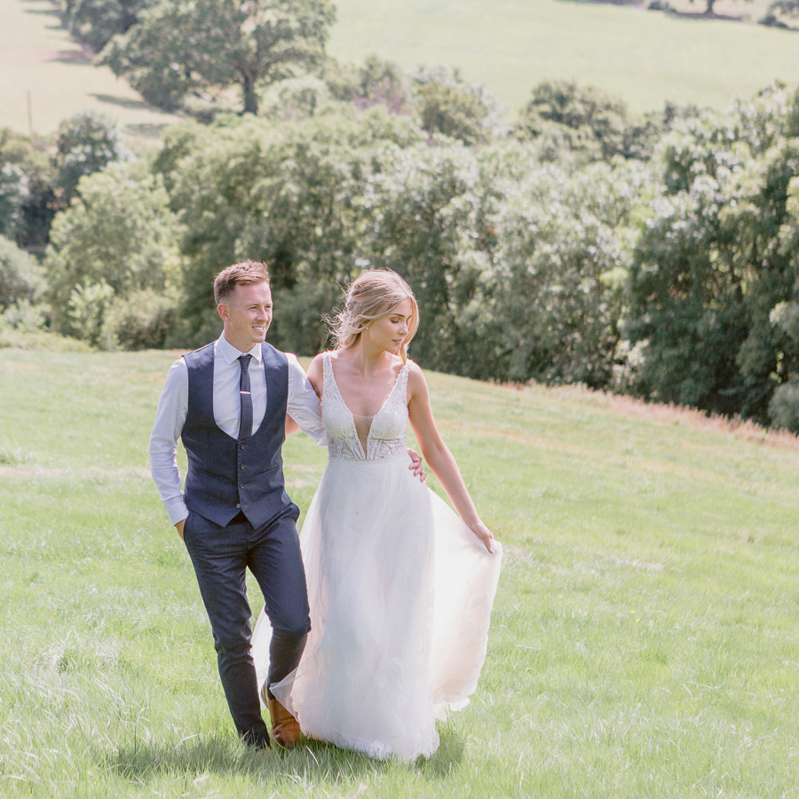 Jennifer Jane - fine art wedding photography in Devon