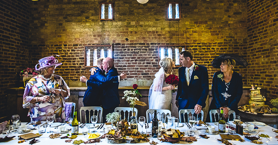 Real Wedding at The Thatch Barn in Cambirdgeshire captured by Damien Vickers Photography