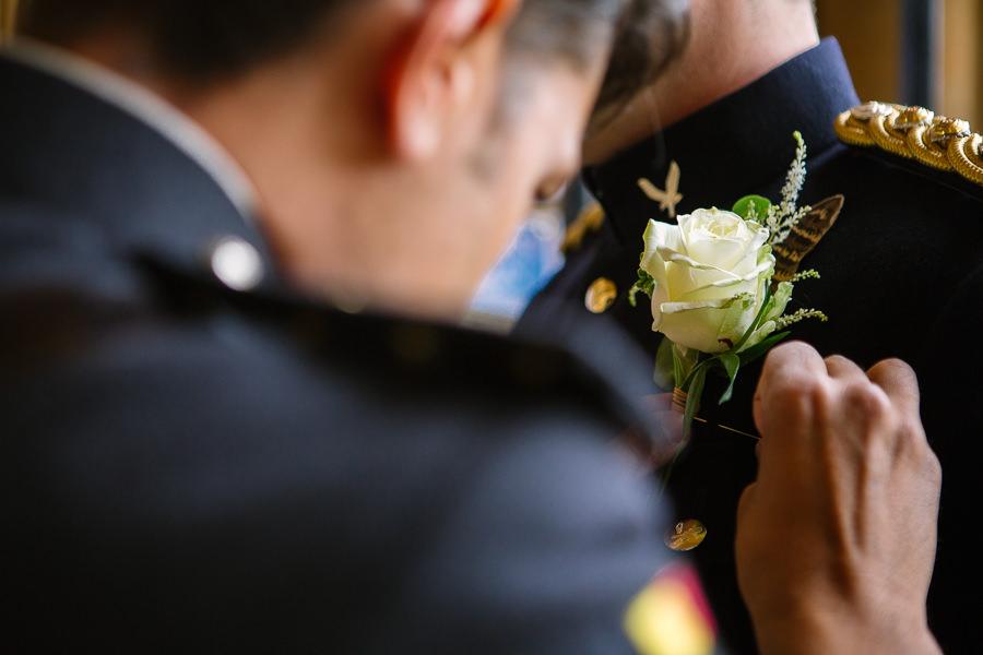 Richard & Ruth's military black tie wedding at Sherborne Abbey, with Nisha Haq Photography (11)