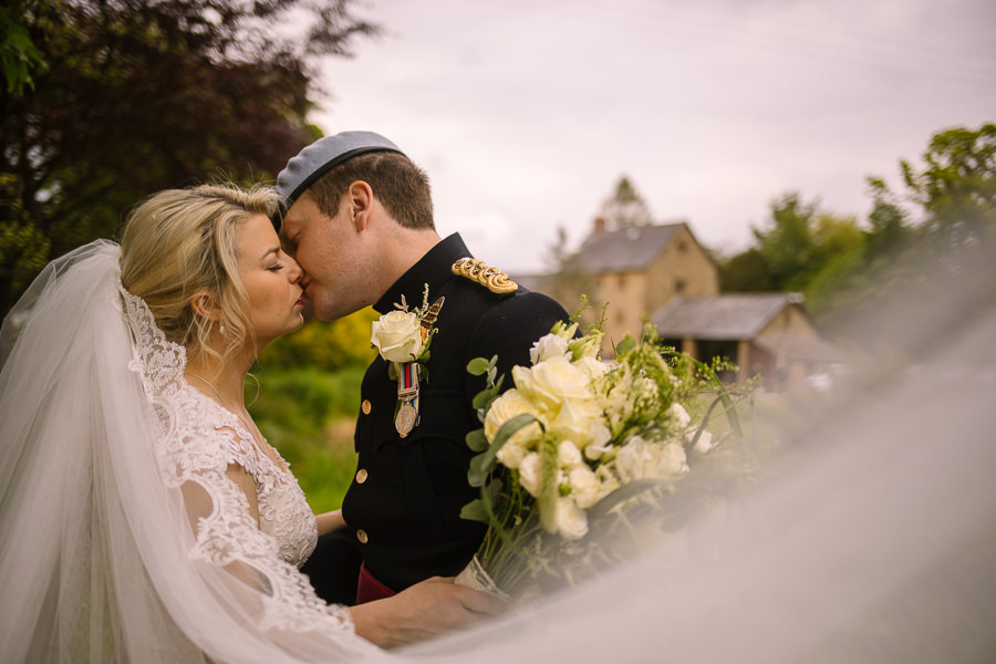 Richard & Ruth's military black tie wedding at Sherborne Abbey, with Nisha Haq Photography (32)