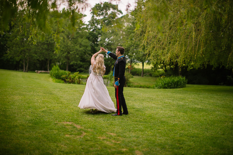 Richard & Ruth's military black tie wedding at Sherborne Abbey, with Nisha Haq Photography (35)