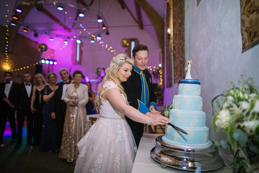 Richard & Ruth's military black tie wedding at Sherborne Abbey, with Nisha Haq Photography (36)