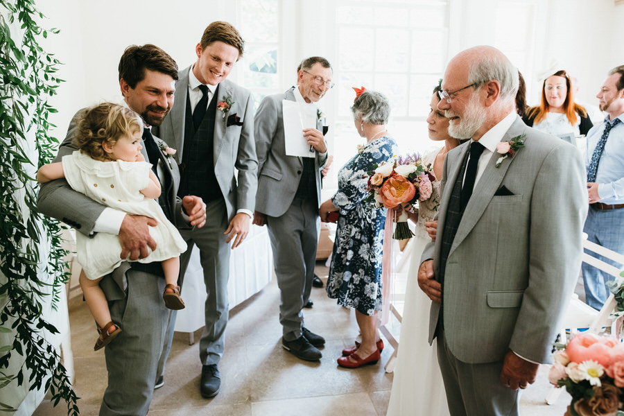 Lizzie & Eddy's beautiful Temple of Minerva and Farm Camp wedding, with Simon Biffen Photography (14)