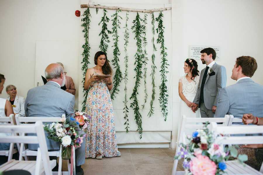 Lizzie & Eddy's beautiful Temple of Minerva and Farm Camp wedding, with Simon Biffen Photography (15)