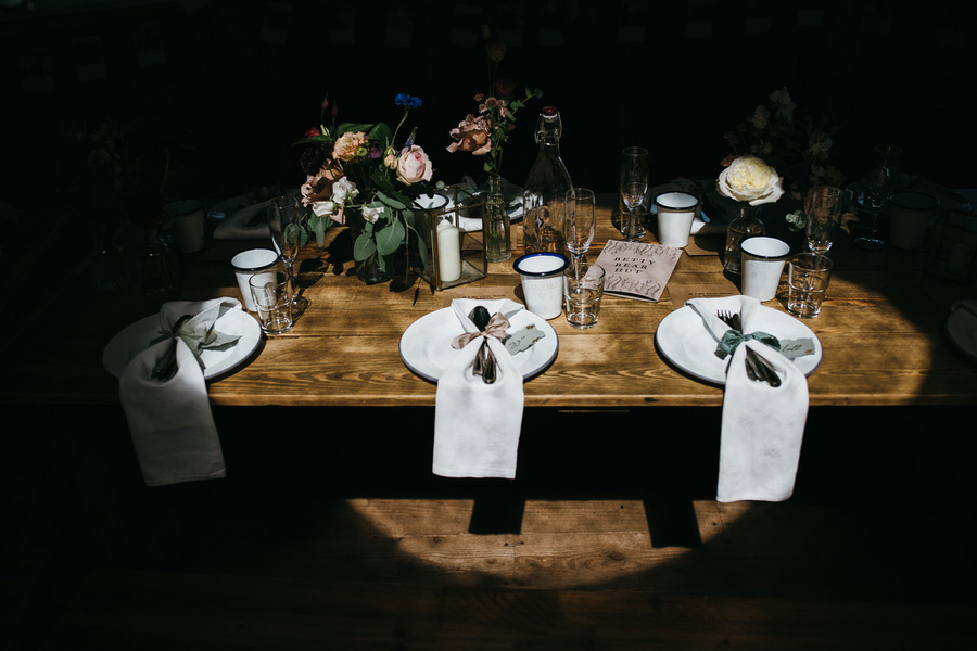 Lizzie & Eddy's beautiful Temple of Minerva and Farm Camp wedding, with Simon Biffen Photography (20)