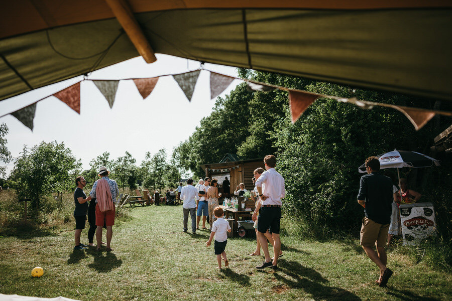 Lizzie & Eddy's beautiful Temple of Minerva and Farm Camp wedding, with Simon Biffen Photography (24)