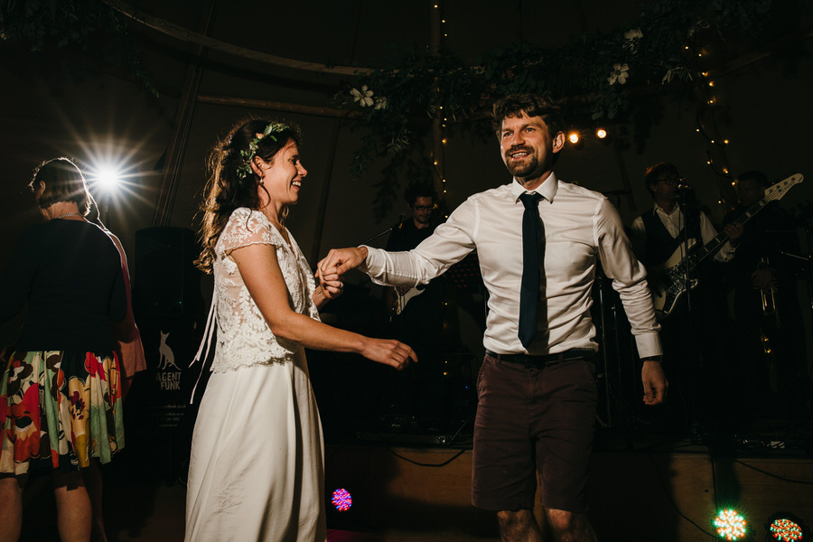 Lizzie & Eddy's beautiful Temple of Minerva and Farm Camp wedding, with Simon Biffen Photography (48)