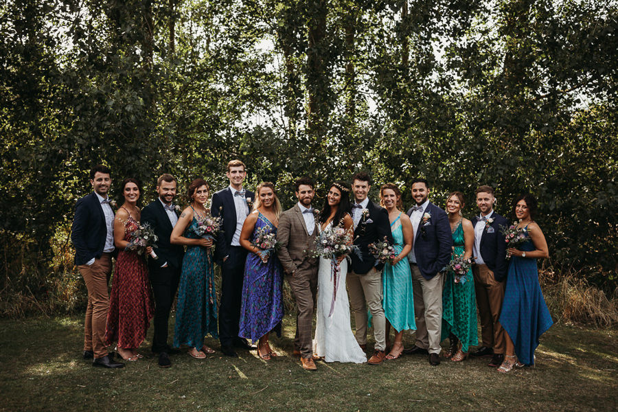 Victoria & Matthew's beautiful festival wedding in Cambridge, with Thyme Lane Photography (35)