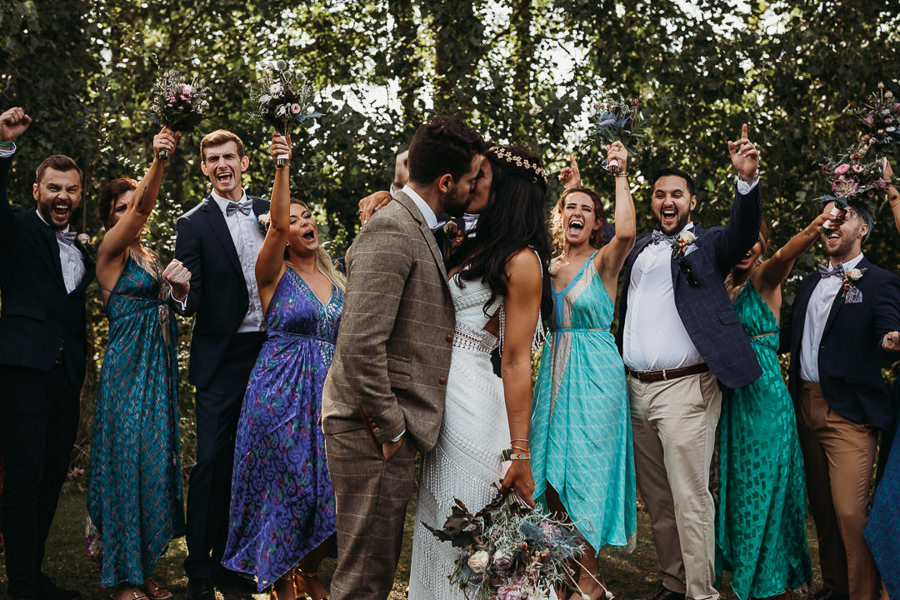Victoria & Matthew's beautiful festival wedding in Cambridge, with Thyme Lane Photography (36)