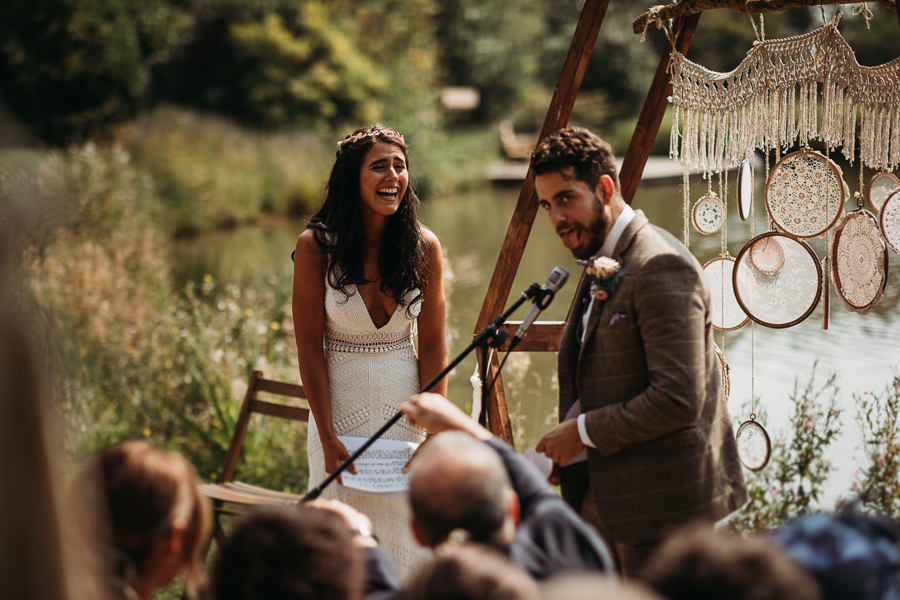 Victoria & Matthew's beautiful festival wedding in Cambridge, with Thyme Lane Photography (11)
