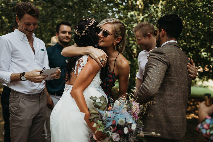 Victoria & Matthew's beautiful festival wedding in Cambridge, with Thyme Lane Photography (13)