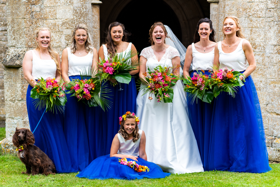 Alex & Peter's Derbyshire wedding with a tropical twist, with Pudding and Plum Photography (27)