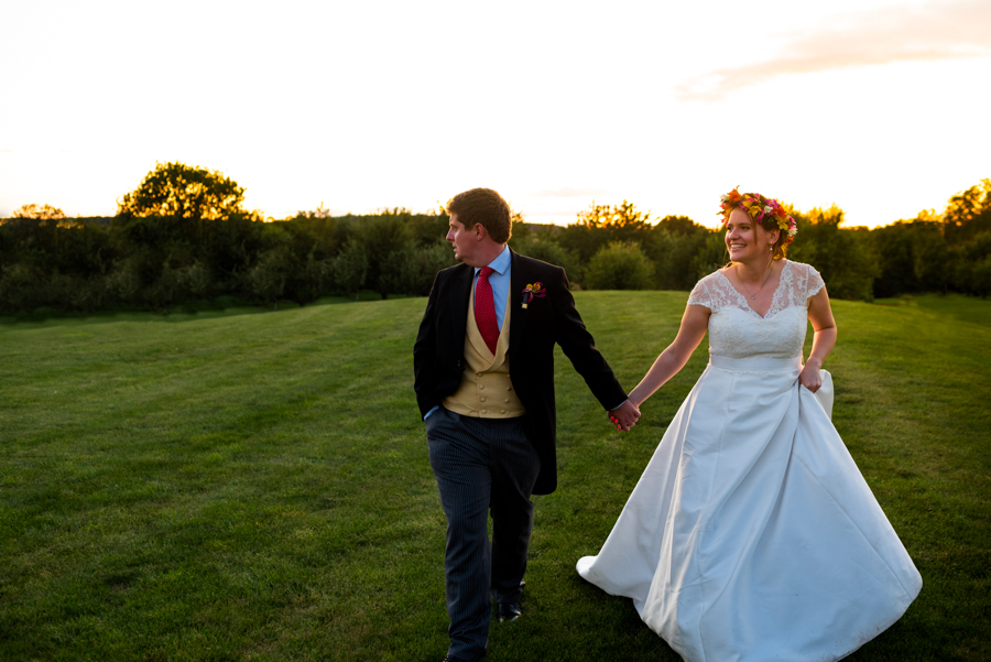 Alex & Peter's Derbyshire wedding with a tropical twist, with Pudding and Plum Photography (40)