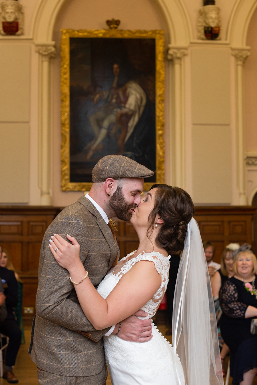 Wil & Laura's creative DIY wedding in Winchester, with Katie Winter Photography (12)