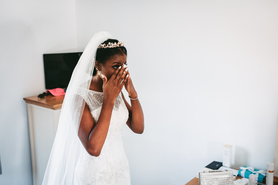 Oreofe & Craig's chic and modern Manchester city wedding, with Rachel Clarke Wedding Photography (11)