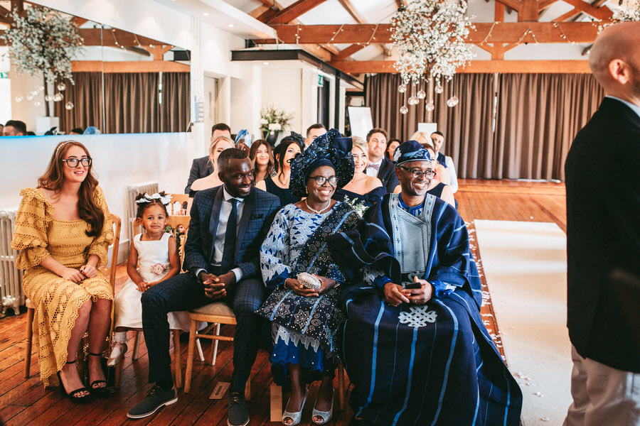 Oreofe & Craig's chic and modern Manchester city wedding, with Rachel Clarke Wedding Photography (17)