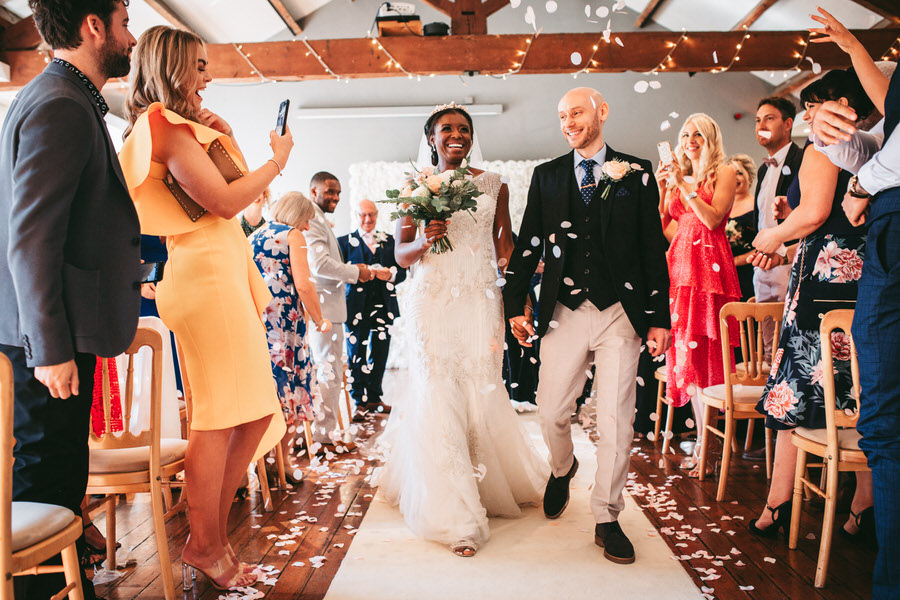 Oreofe & Craig's chic and modern Manchester city wedding, with Rachel Clarke Wedding Photography (21)