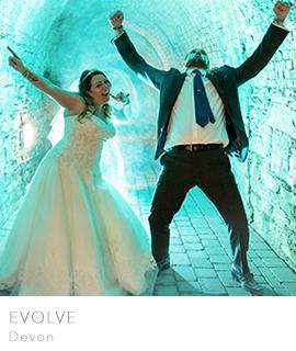 evolve wedding photography devon