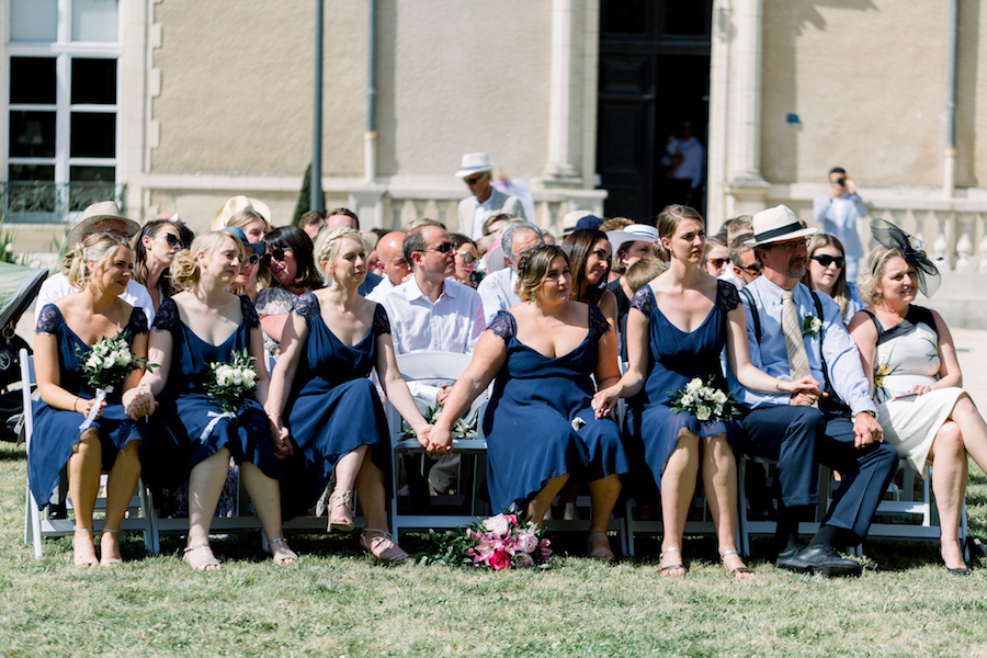 Francine & Jamie's classic and timeless Loire Valley wedding, with Hannah K Photography (16)