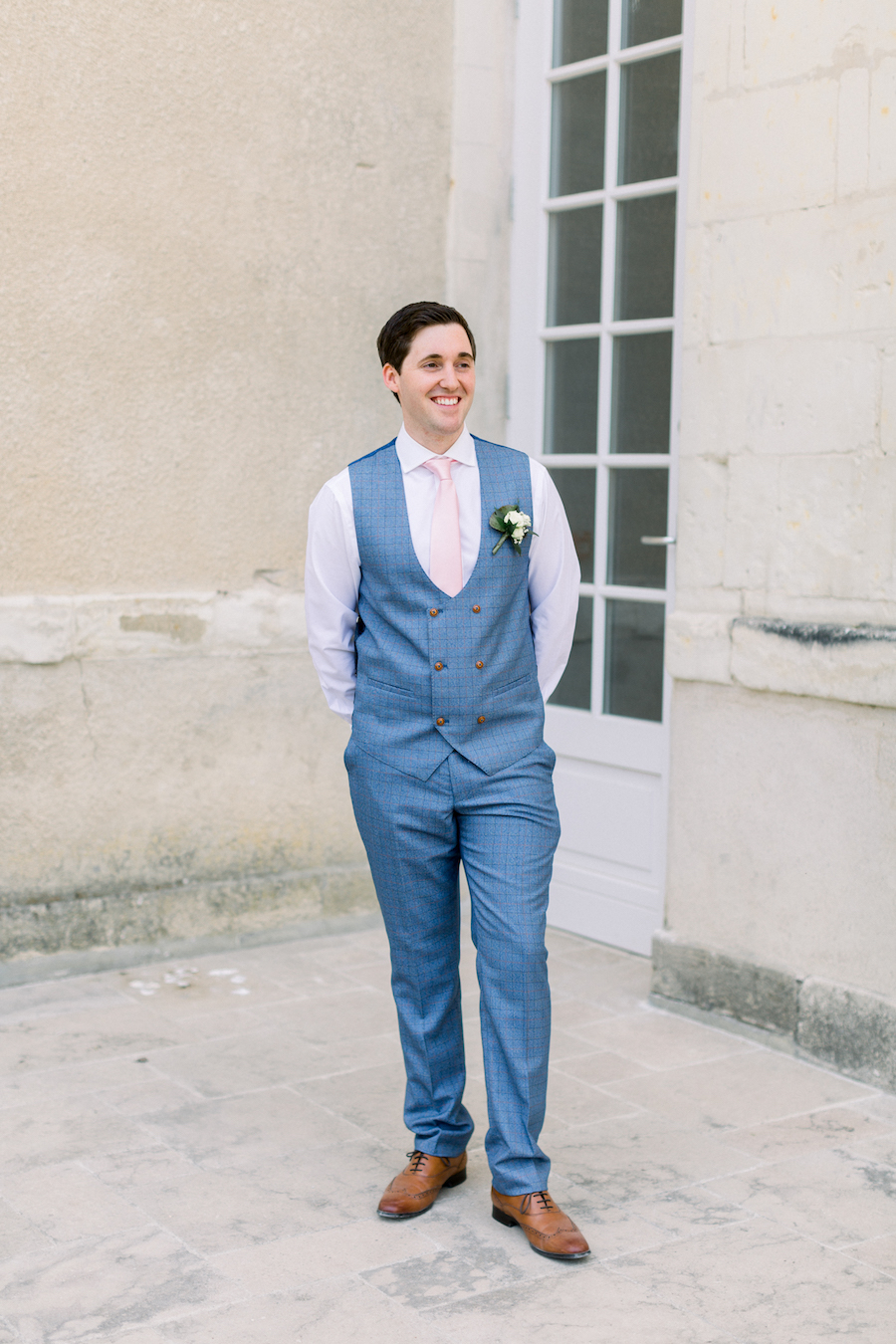 Francine & Jamie's classic and timeless Loire Valley wedding, with Hannah K Photography (22)
