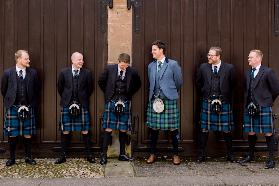 Kiran and Ross's Scottish Indian abbey wedding, with Hannah K Photography (5)