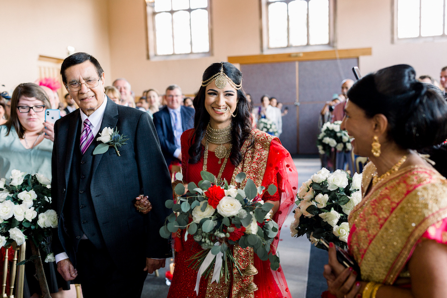 Kiran and Ross's Scottish Indian abbey wedding, with Hannah K Photography (1)
