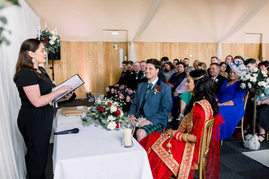 Kiran and Ross's Scottish Indian abbey wedding, with Hannah K Photography (8)