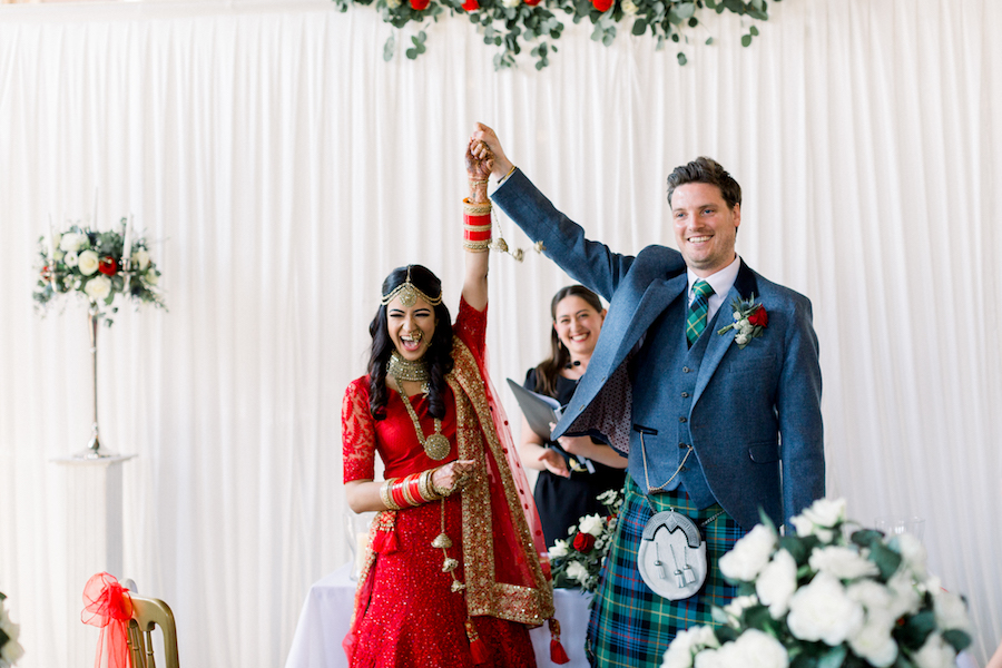 Kiran and Ross's Scottish Indian abbey wedding, with Hannah K Photography (10)