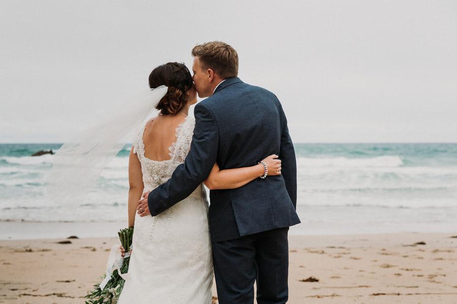 Laura & Craig's lovely English wedding at Lusty Glaze, with Alexa Poppe Photography (25)