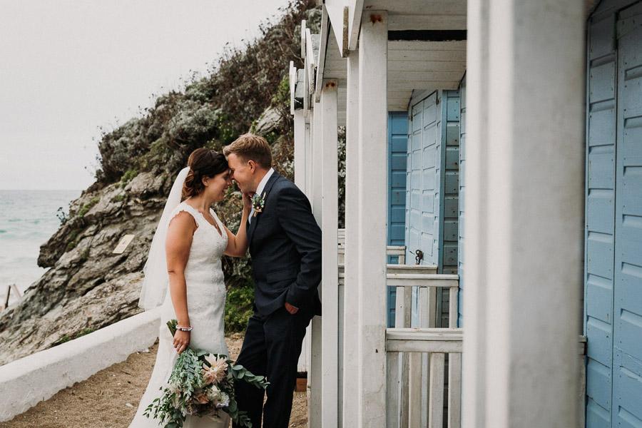 Laura & Craig's lovely English wedding at Lusty Glaze, with Alexa Poppe Photography (18)