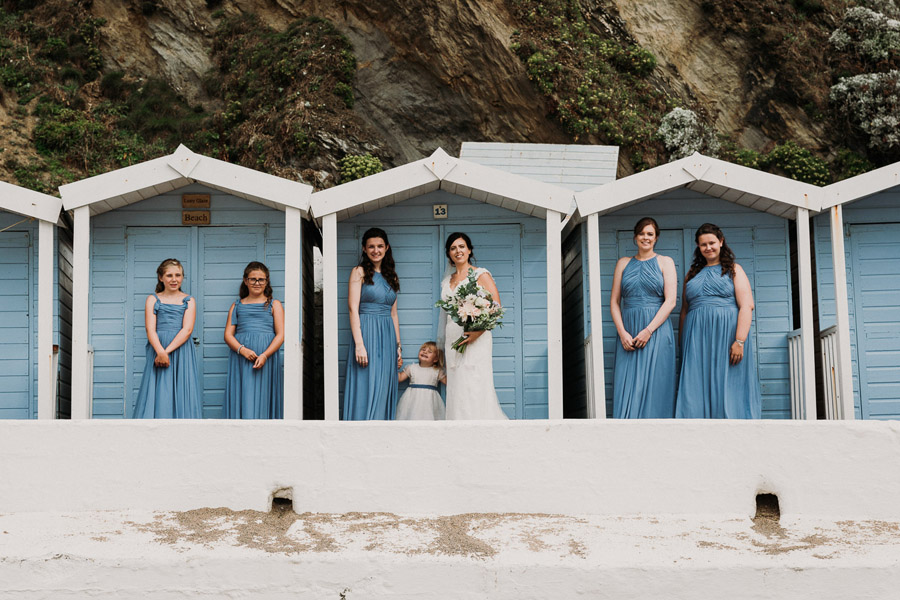 Laura & Craig's lovely English wedding at Lusty Glaze, with Alexa Poppe Photography (16)