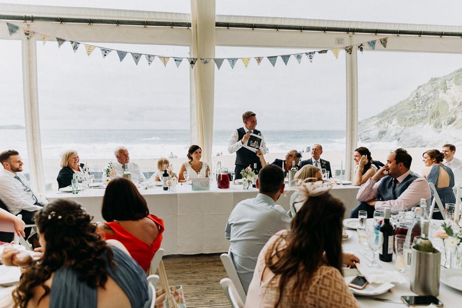 Laura & Craig's lovely English wedding at Lusty Glaze, with Alexa Poppe Photography (14)
