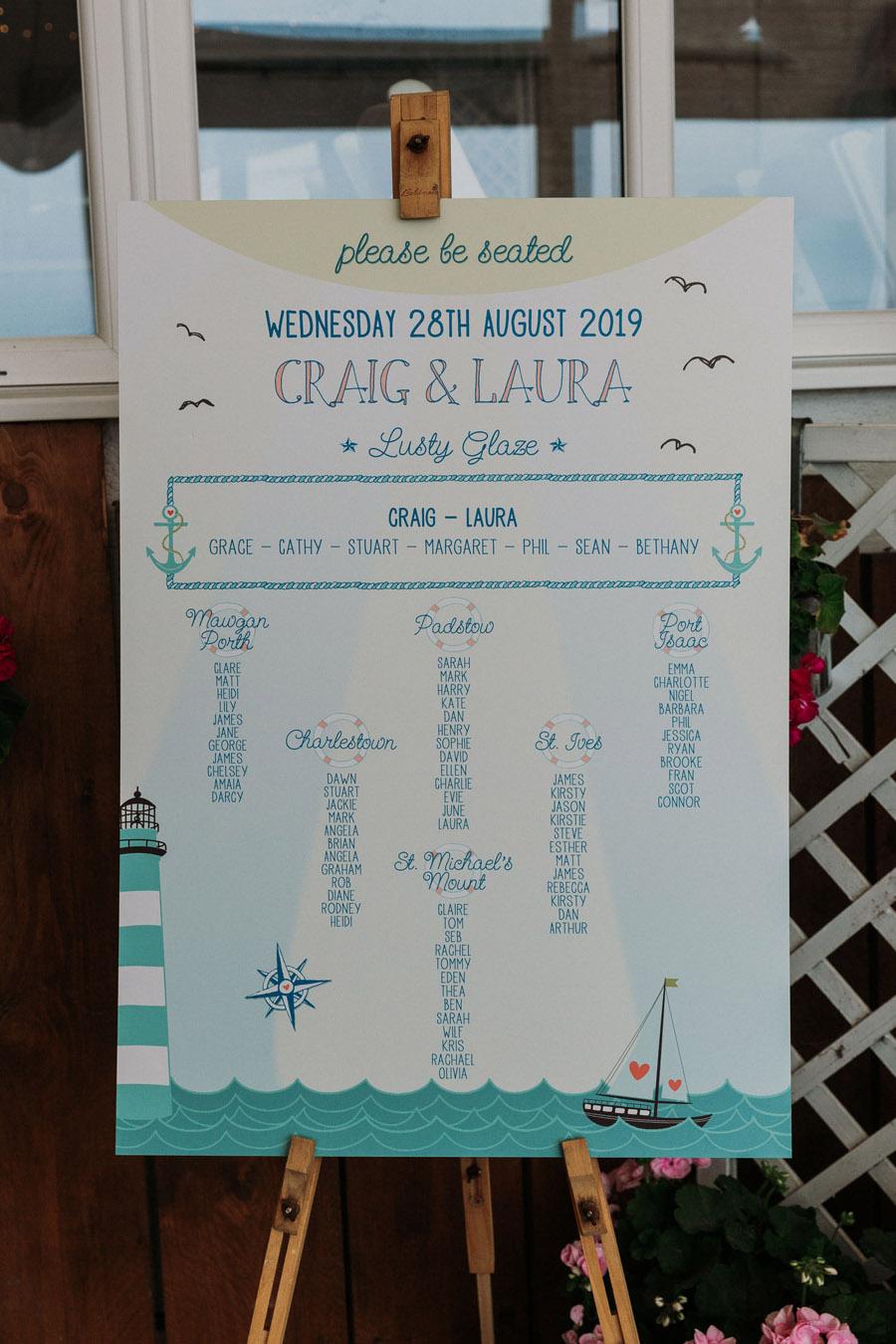 Laura & Craig's lovely English wedding at Lusty Glaze, with Alexa Poppe Photography (7)