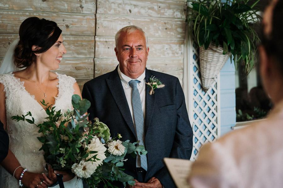 Laura & Craig's lovely English wedding at Lusty Glaze, with Alexa Poppe Photography (34)