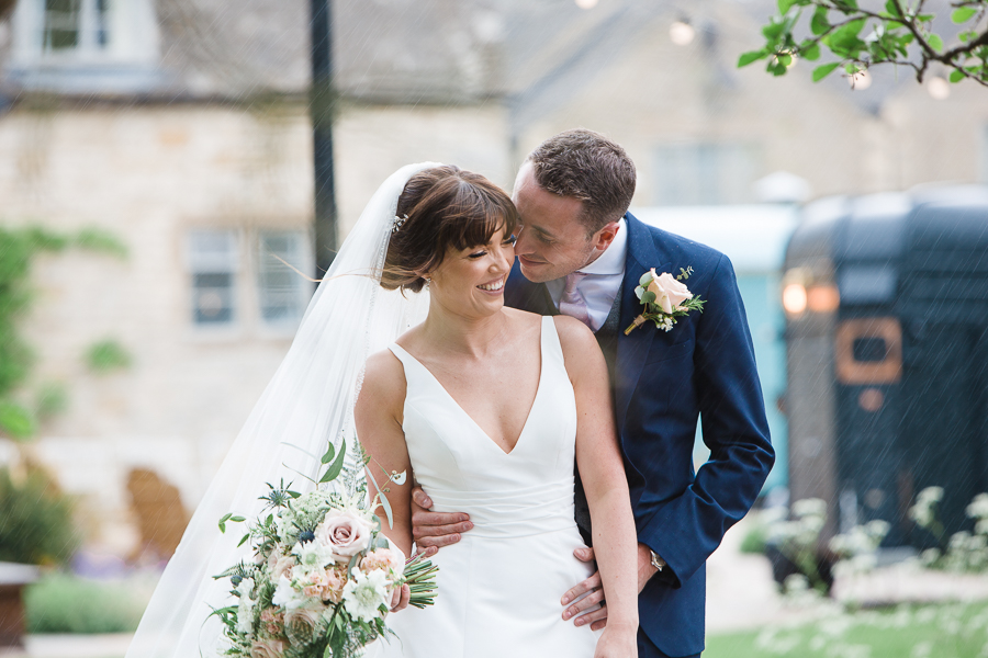 Katie & Laurie's elegant rustic Cotswolds wedding, with Red Maple Photography (22)