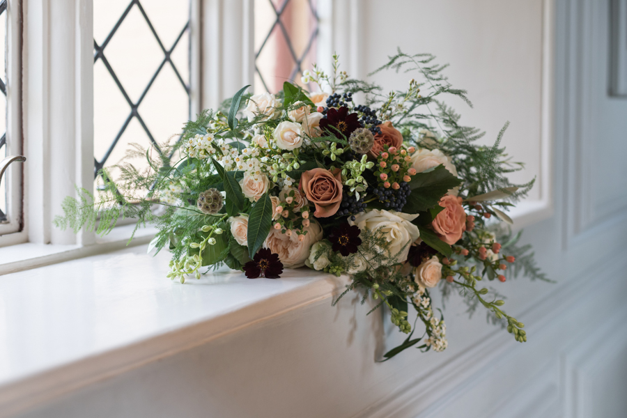 Rustic Romance at Ufton Court, with Sigi Kirkpatrick Photography (2)