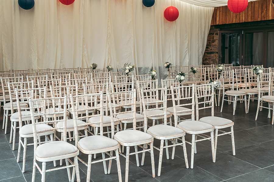 Philip and Chrissy's elegant rustic Trevenna Barns wedding, with Tracey Warbey Photography (7)
