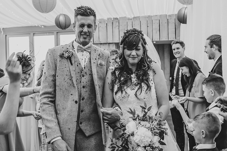 Philip and Chrissy's elegant rustic Trevenna Barns wedding, with Tracey Warbey Photography (13)