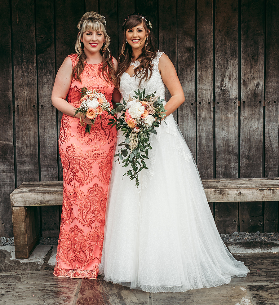 Philip and Chrissy's elegant rustic Trevenna Barns wedding, with Tracey Warbey Photography (15)