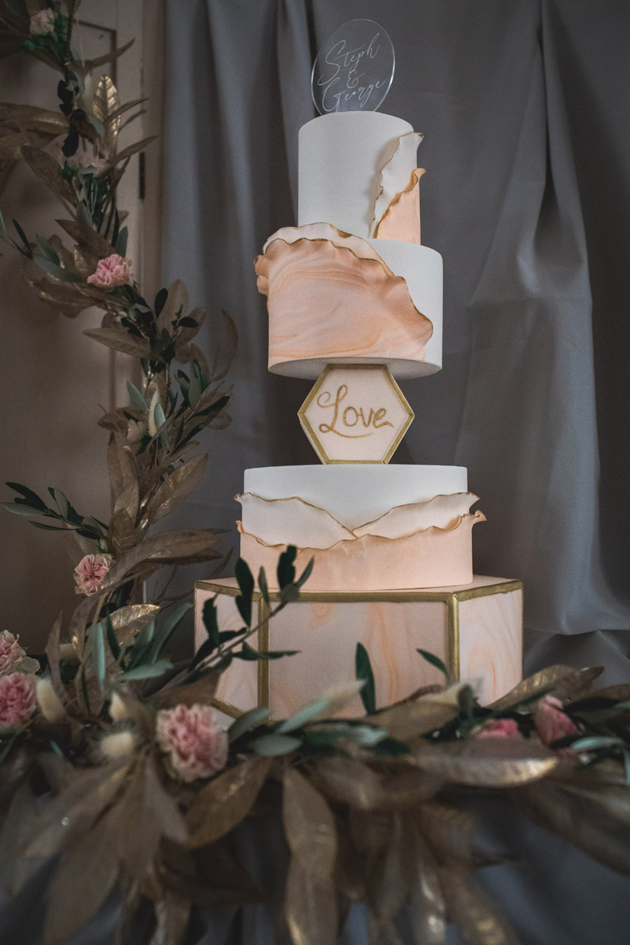 Elegant and timeless wedding style with a contemporary twist, photography by shootitmomma.co.uk (23)