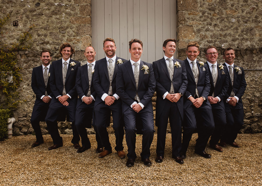 George & Grace's elegant and personal Axnoller wedding, with Robin Goodlad Photography (18)
