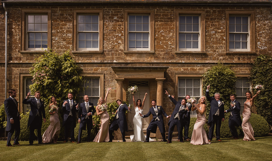 George & Grace's elegant and personal Axnoller wedding, with Robin Goodlad Photography (19)