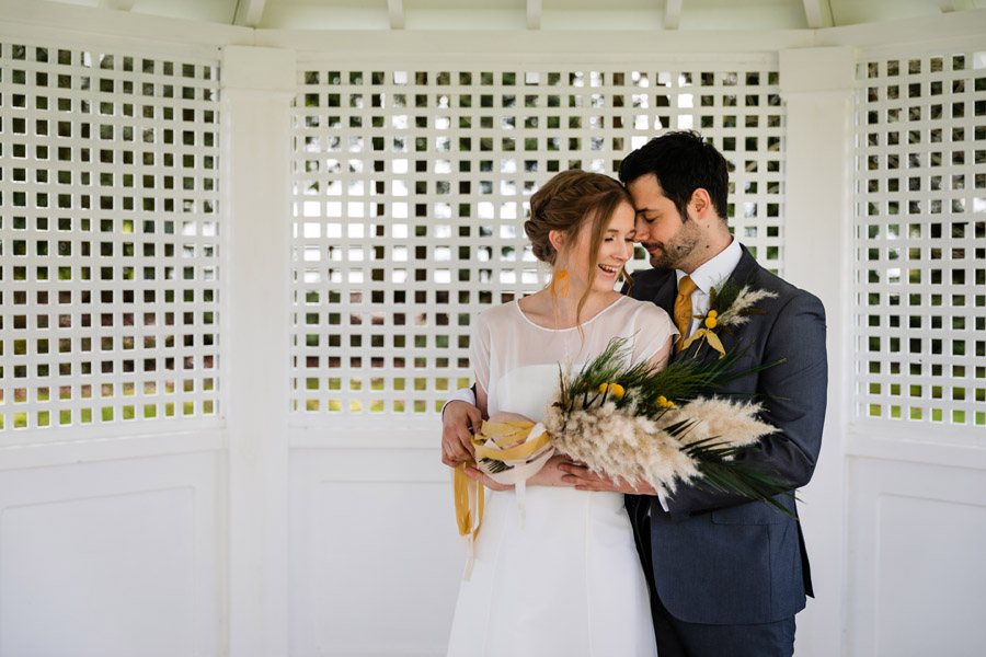Sustainably stunning - eco wedding inspiration from Hayne House and Green Union (15)