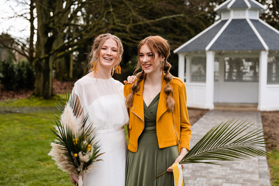Sustainably stunning - eco wedding inspiration from Hayne House and Green Union (16)