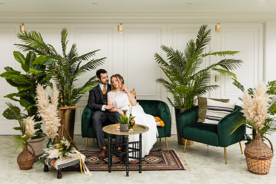 Sustainably stunning - eco wedding inspiration from Hayne House and Green Union (21)