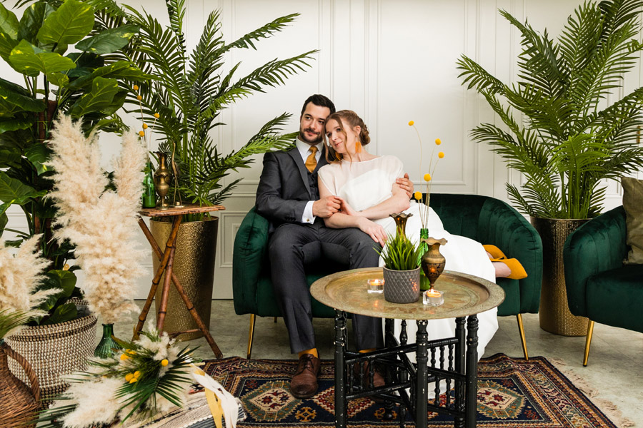 Sustainably stunning - eco wedding inspiration from Hayne House and Green Union (22)