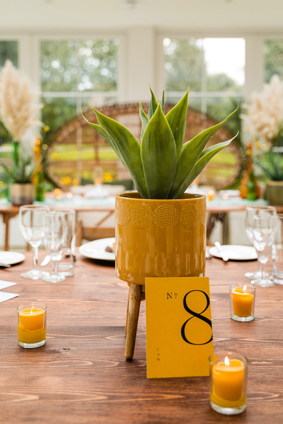Sustainably stunning - eco wedding inspiration from Hayne House and Green Union (38)