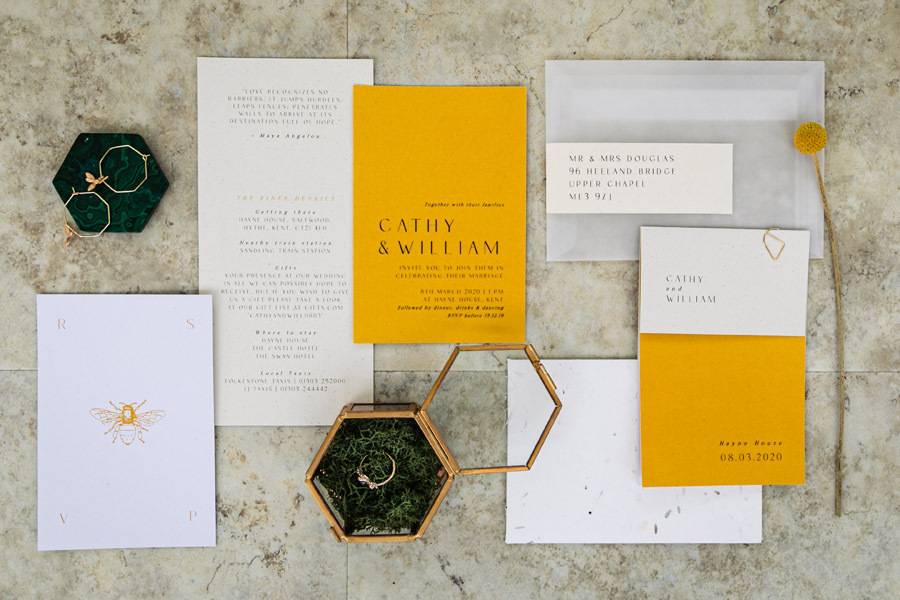 Sustainably stunning - eco wedding inspiration from Hayne House and Green Union (46)