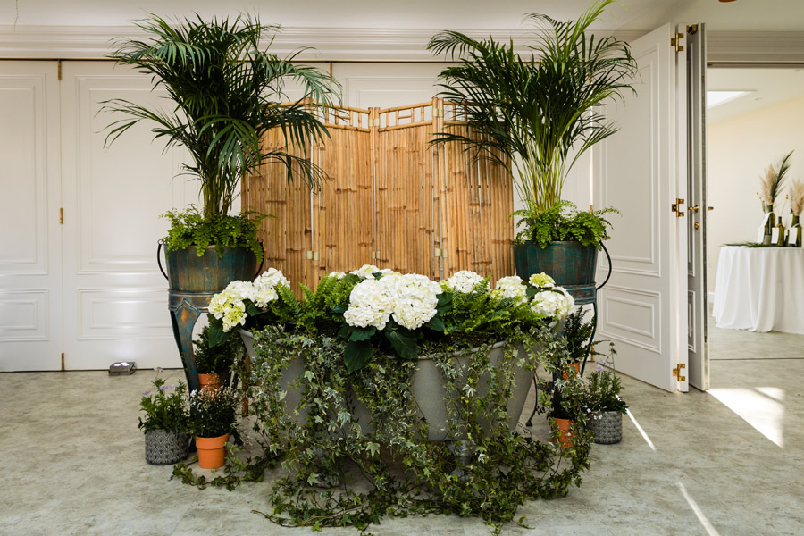 Sustainably stunning - eco wedding inspiration from Hayne House and Green Union (50)
